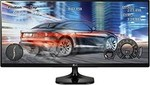 LG 25 inch Ultrawide Monitor(2560x1080) IPS  LED monitor