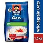 Quaker Oats Effectively Rs 92/kg (Pantry)
