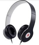 Genius HS-M450 On-Ear Headphones with Mic (Black)