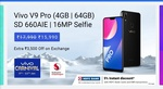 Vivo carnival 9- 11 jan +  5% instant discount + extra 3500 off on exchange