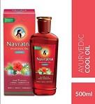 Lighting Deal: Navratna Ayurvedic Oil 500ml Rs.182/- Only