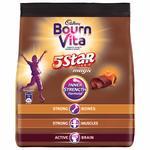 Amazon : Bournvita 5 Star Magic Chocolate Health Drink, 500 gm Refill Pack