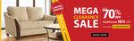 Mega Clearance sale Furniture upto 70 %OFF +additonal 10%OFF