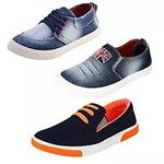Pack of 3/5 shoes at 353/-