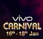 Paytm Vivo Carnival 16-18th Jan. - Upto 37% off + Get Paytmmall vouchers upto 2500 & Extra Cashback upto 1400