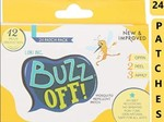 Buzz Off! Mosquito Repellent Patch/Sticker For kids 24 Patches @90