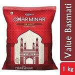 (Pantry loot)Kohinoor Charminar Select Basmati Rice, 1 Kg