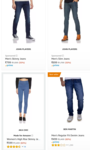 Jeans 50-80% off