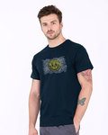 Wall Smile Half Sleeve T-Shirt 49%OFF