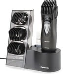 Panasonic ER-GY10-K44B Cordless Trimmer for Men  (Black)