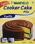 Weikfield Cooker Cake Mix, Vanilla, 175g