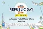 Paytm Republic Day Sale 21-26 Jan (A Parade Full Off Mega Offers) Categorywise