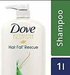 dove hair fall rescue shampoo 1L @345