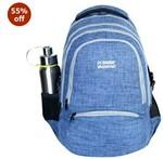 Devagabond 52 Ltrs Blue Laptop Backpack @360 50% Off Coupon