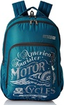 [App only]American Tourister 27 Ltrs Teal Casual Backpack (AMT BOOM BACKPACK 01 - TEAL)