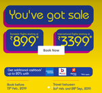 20% Cashback on Indigo Airlines via AMEX Cards