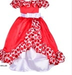 Girls gown and frocks at flat 80% off