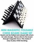 WP Magnetic Chess Set  @99+65