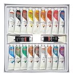 Kokuyo Camlin Artist Acrylic Colors - 18 Shades, 20ml