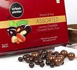 Urban Platter Assorted Luxurious Chocolate Covered Exotic Nuts, 210g / 7.4oz [Premium and Pure]