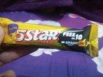 Rs.10 Amazon Gift Voucher Free With Cadbury 5 Star