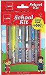 Cello Finegrip Ball Pen Set - Pack of 25 (Blue) ₹ 96 Cello School Kit Pen Set - Pack of 6  ₹57