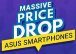 Massive Price Drop on Asus Smartphones + 10% off with Axis Bank Buzz Credit Card