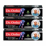 Dr Ortho Ayurvedic Pain Relieving Ointment - 30 g (Pack of 3) at Rs.152