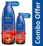 [PANTRY] Parachute Advansed Ayurvedic Hot Oil, 300 ml with Free 90 ml Pack