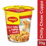 Maggi Cuppa Noodles, Chilli Chow – 70g Cup