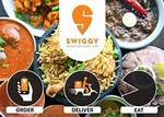 Swiggy : Flat Rs.100 off on Rs.300  (Valid 5 times ) + Extra Upto Rs.100 Cashback via Amazon Pay