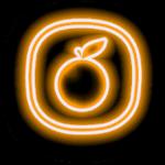 Orange icon pack HD
