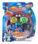 Toyshine 2 in 1 Beyblades Fighter with Fight Ring 2 Launchers, and Stadium ₹149