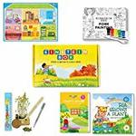 Einstein Box for 2 Year Old Baby Boys and Girls, Learning and Educational Gift Pack of Toys and Books, Multicolour @ Rs.569 MRP Rs.5994 ( 91 % off)