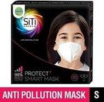 Dettol Anti Pollution Mask N95 Siti Shield (Small)