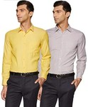 Men's Shirts (Pack of 2) for Rs.420
