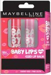 Buy 1 Get 1 Free : Maybeline Baby Lips Add 2 Pay for 1
