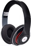 SoundLogic BTHP001PX_BK Bluetooth Headset with Mic (Black, Over the Ear)