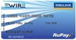 Ewire RuPay app launch RuPay card (Load money from other wallets)