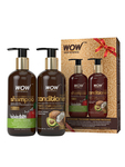 WOW Shampoo & Conditioner combo pack at 50% off
